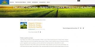 natureland chicken
