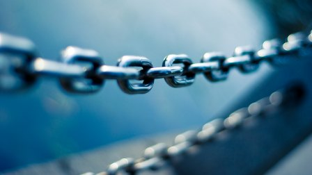 Building links with chain
